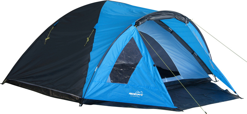 4-persoons Tent Sweetwater blauw