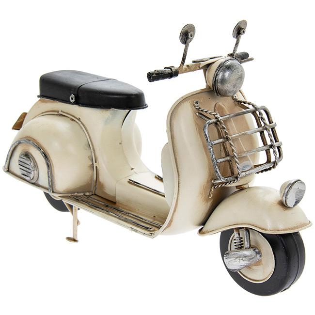 Vintage Scooter beige