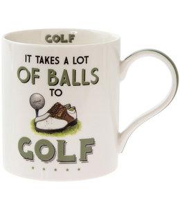 Lesser and Pavey Golf Mok