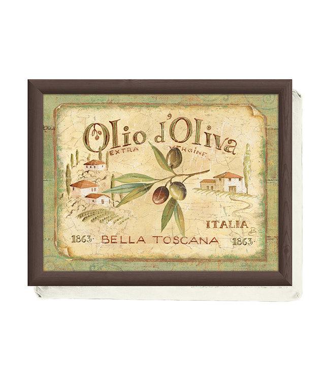 Schootkussen Olio d'Oliva