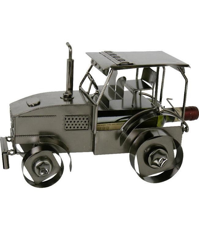 Wijnfleshouder Tractor