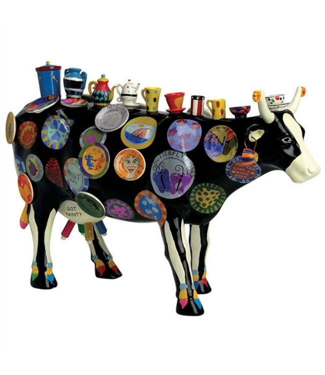 Cow Parade The Moo Potter (extra large)