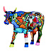 Cow Parade Moosy in the Sky with Diamonds (Large)