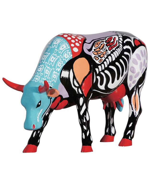 CowParade Surreal Cow (Large)