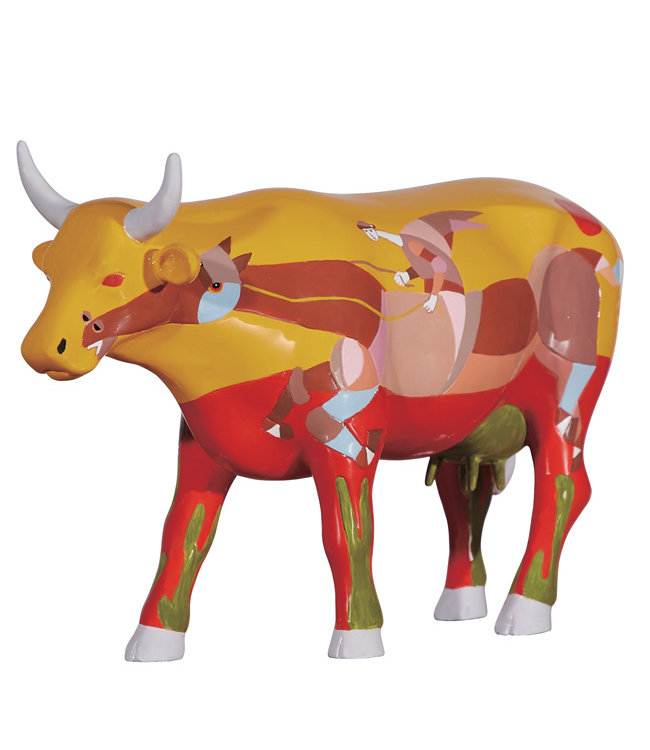 CowParade CowParade No Rumo Da Vente (Large)
