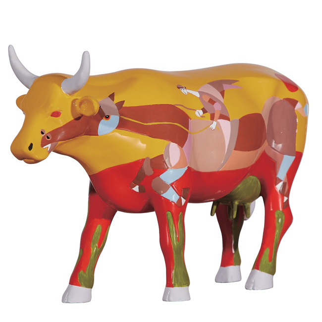 CowParade No Rumo Da Vente (Large)