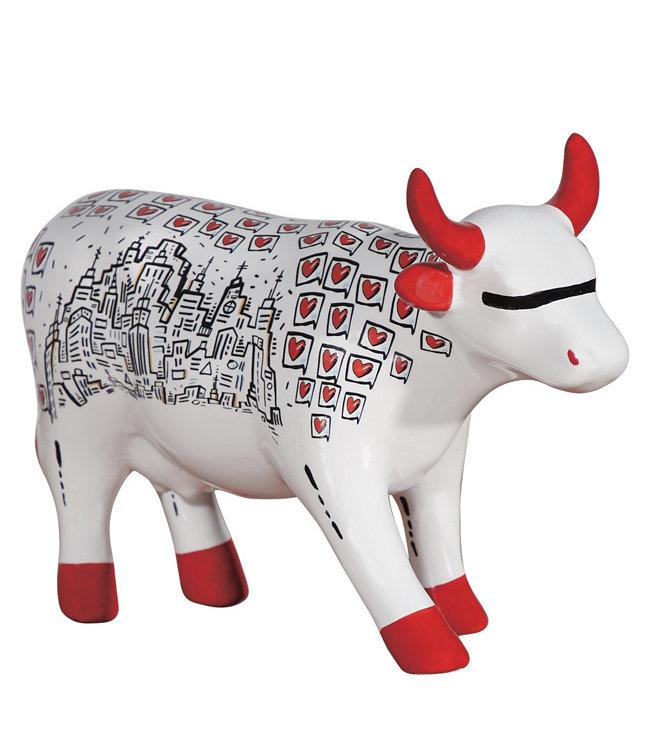 CowParade  Mensagem Recebida (Medium Ceramic)