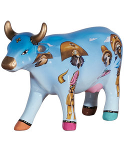 CowParade CowParade  Cowgaceiros (Medium Ceramic)