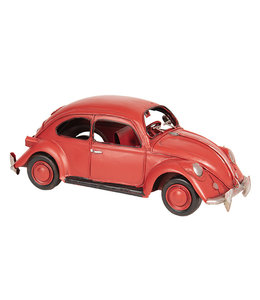 Model Retro Volkswagen Kever