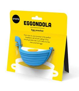 Eieren pocheren met Eggondola
