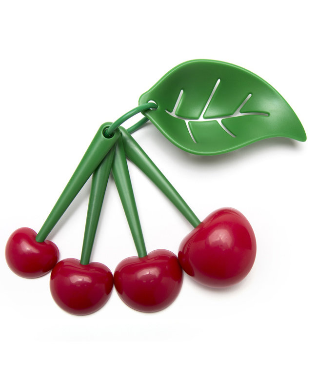 Mon Cherry maatlepels en ei-scheider