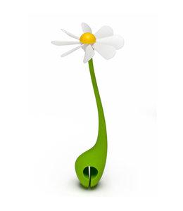 Flower power stoomaflater