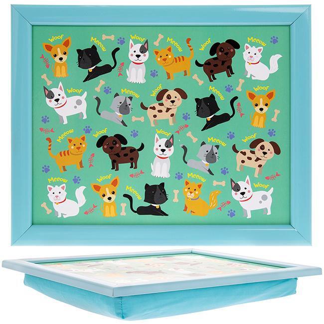 Kinder Schootkussen Honden & Katten