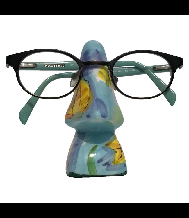 Brillenhouder Blauw Oceaan
