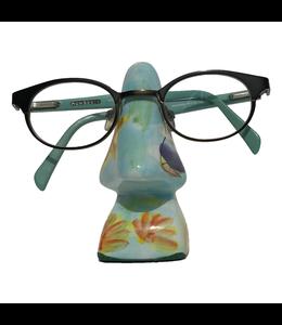 Brillenhouder Geel Met Blauw Oceaan