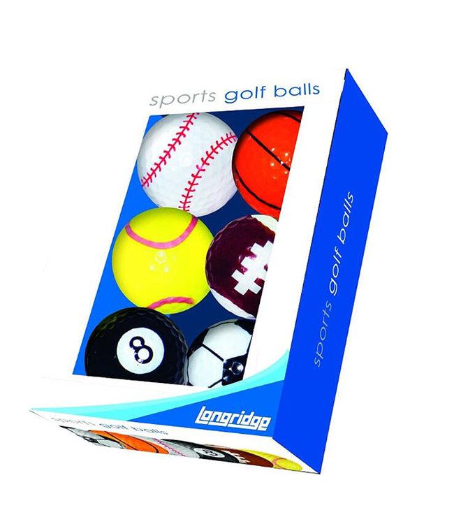 Longridge Golfballen Sport