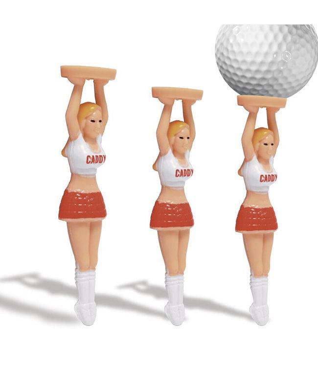 Longridge Golfballenhouder Caddy Tees