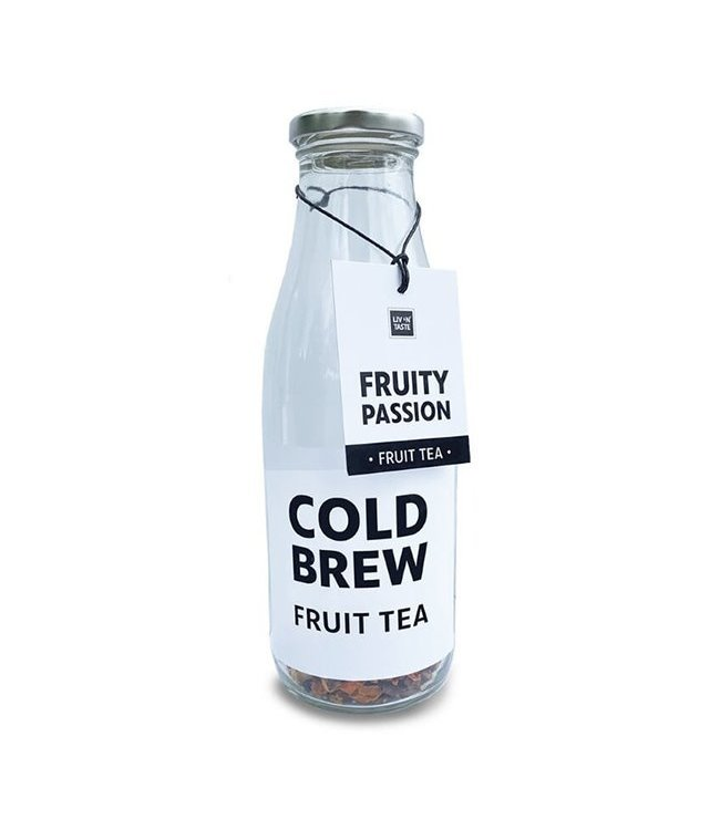 Cold Brew Tea Fruity Passion In Fles
