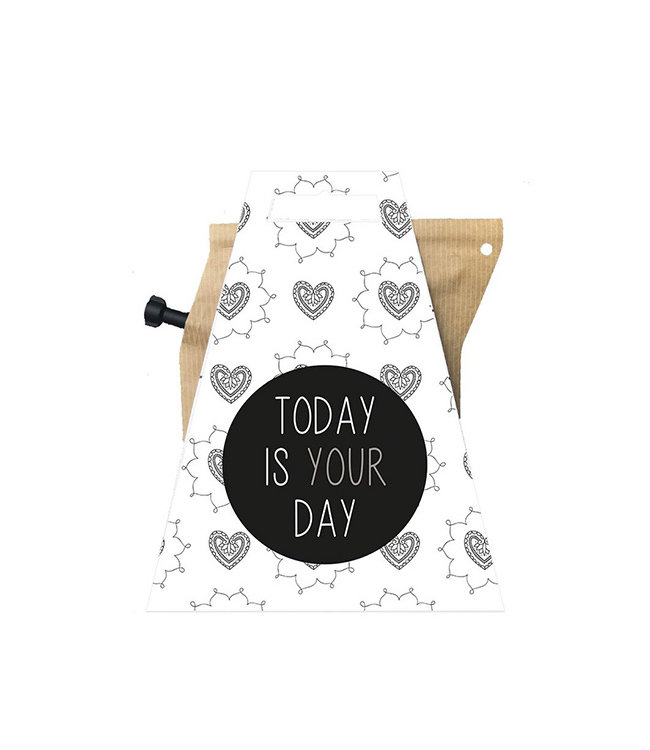 Liv 'n Taste Coffeebrewer Today is your Day