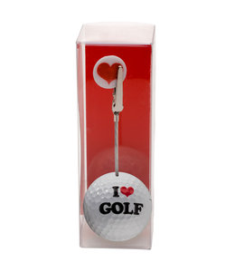 Sportiques Foto- en kaartjeshouder golfbal