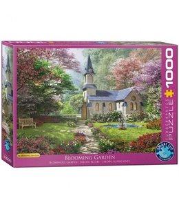 Eurographics Puzzel - Blooming Garden - Dominic Davison (1000)