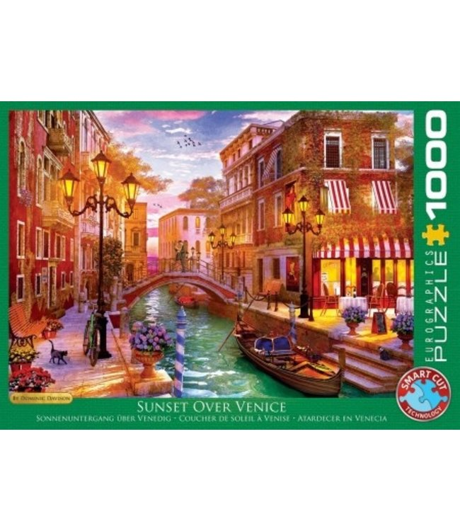 Puzzel - Venetian Romance (1000)