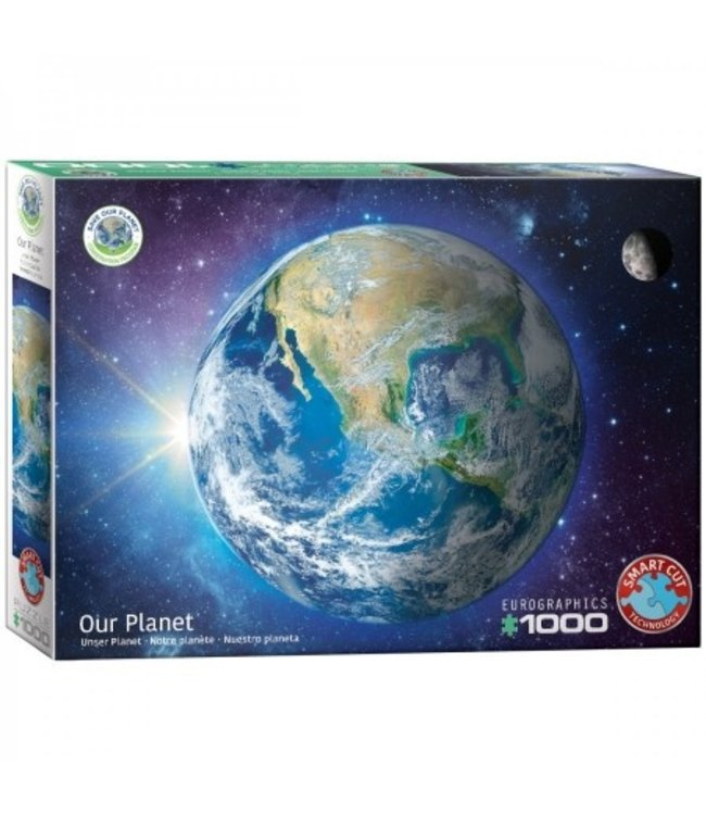 Puzzel - Save the Planet! Our Planet (1000)