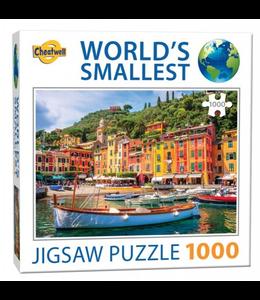 Cheatwell Puzzel - World's Smallest - Portofino (1000)