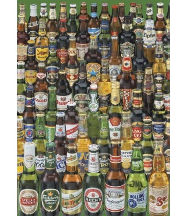 Educa Puzzel - Beers (1000)
