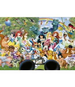 Educa Puzzel - The Marvellous World of Disney II (1000)