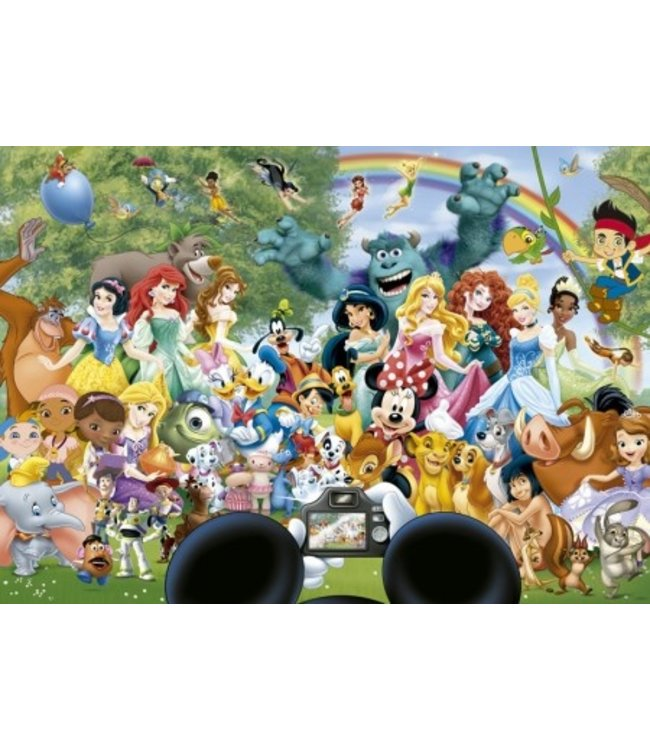 Puzzel - The Marvellous World of Disney II (1000)