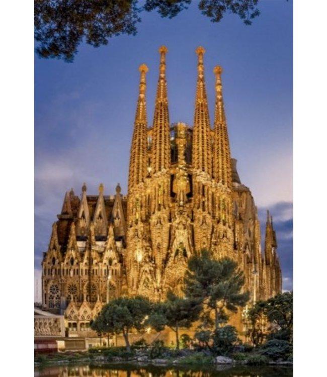 Puzzel - Sagrada Familia (1000)