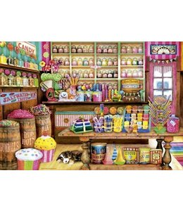 Educa Puzzel - The Candy Shop (1000)