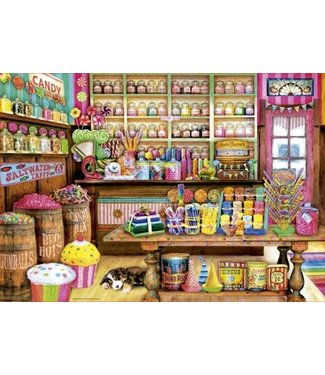 Puzzel - The Candy Shop (1000)