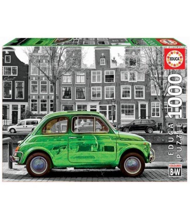 Puzzel - Car in Amsterdam (1000)