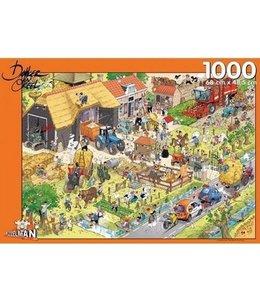 Puzzelman Puzzel - Op de Boerderij - Danker Jan (1000)