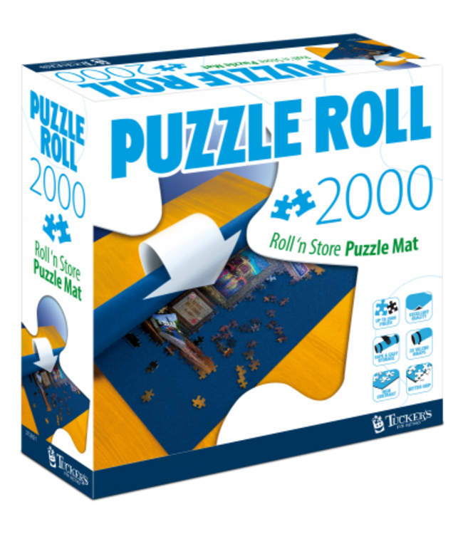 Spel - Puzzle Roll 2000