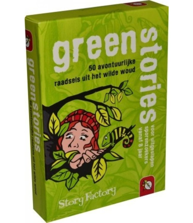 Spel - Green Stories