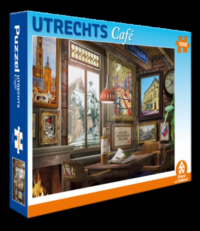 Puzzel - Utrechts Café (1000)