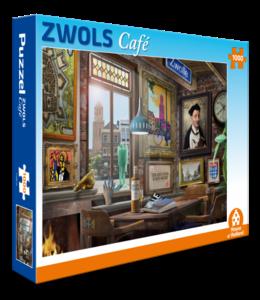 Puzzel - Zwols Café (1000)
