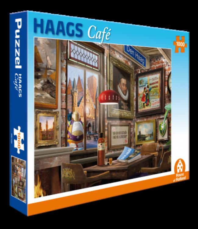 Puzzel - Haags Café (1000)