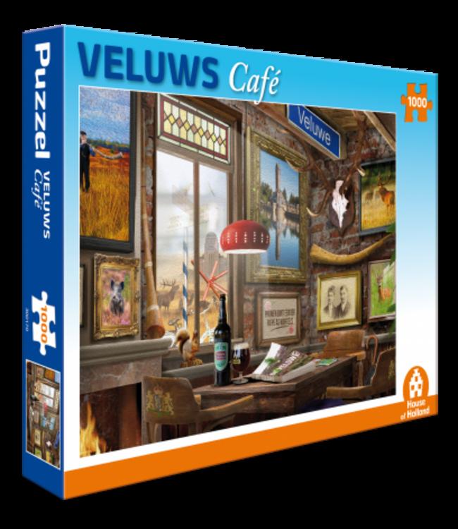 Puzzel - Veluws Café (1000)