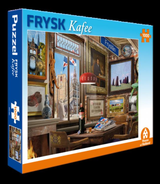Puzzel - Frysk Kafee (1000)