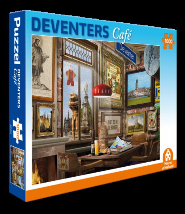 Puzzel - Deventers Café (1000)