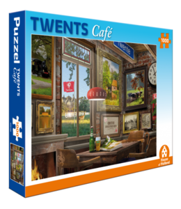 Puzzel - Twents Café (1000)