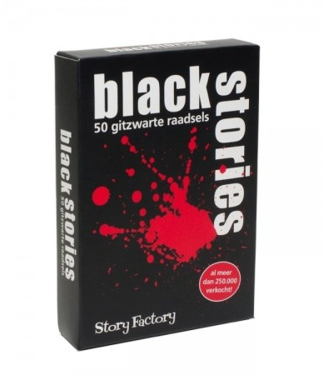 Story Factory Spel - Black Stories