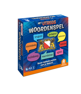 Spel - Utregs Woordenspel
