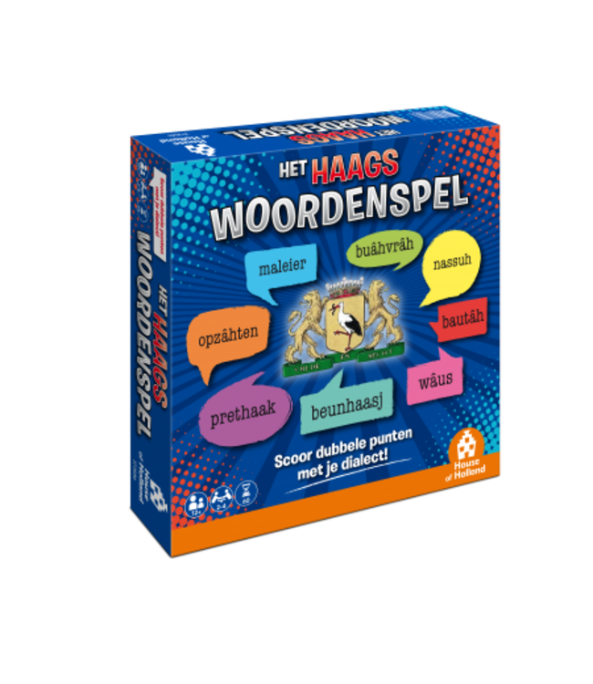 Spel - Het Haags Woordenspel