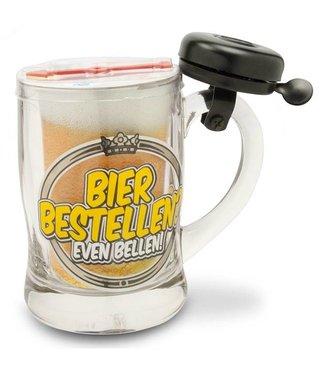 Bierpul - bier bestellen even bellen