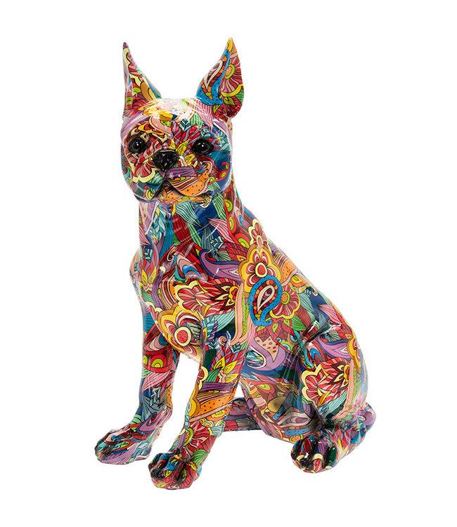 Groovy Art Franse Bulldog